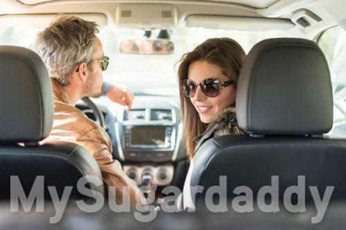 Sugardaddy und Sugarbabe