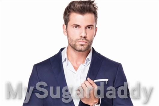 Ein Sugardaddy als Modeikone