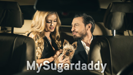 Sugardaddy-Sugarbabe-Beziehung