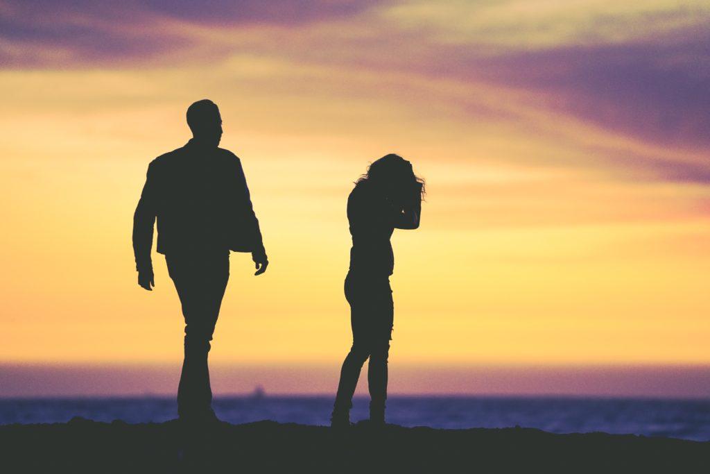Don'ts in einer Beziehung: ständige Vorwürfe