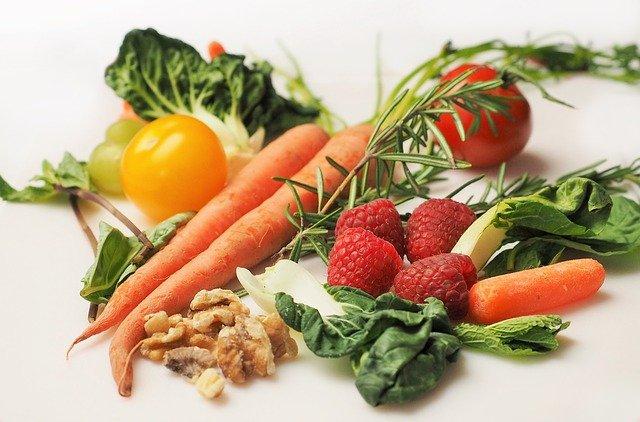 Gesunde Lebensmittel, die zu einem jüngeren aussehen führen