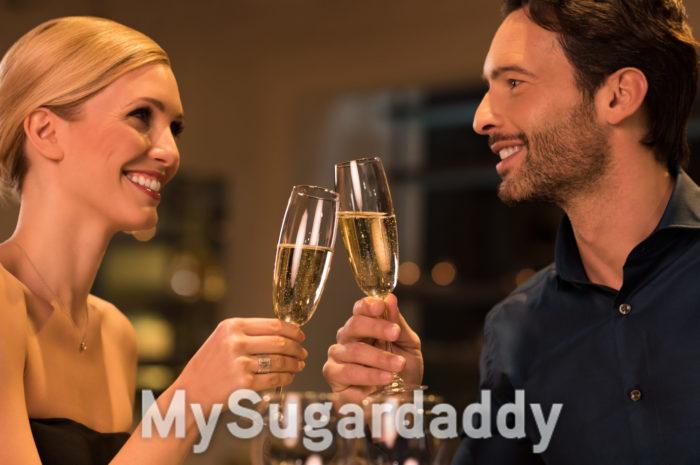 Luxusleben eines Sugardaddys