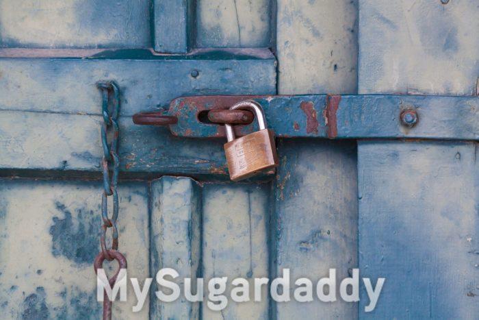 Privatsphäre schützen als Sugarbabe
